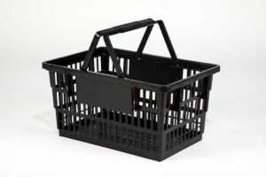 big basket black