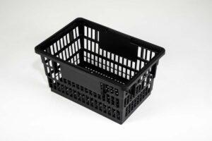 big basket black