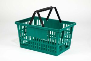 big basket emerald