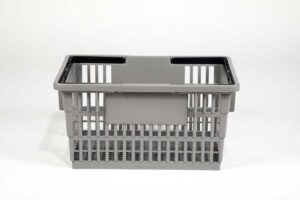 big basket gray