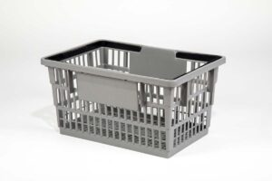 big basket gray