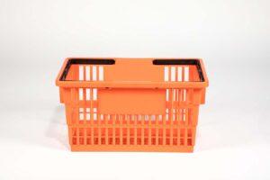 big basket orange