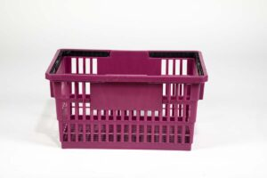 big basket plum
