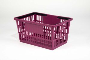 big basket plum