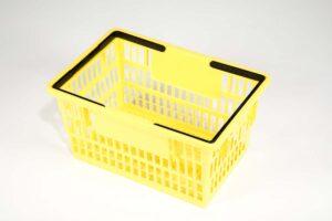 big basket yellow