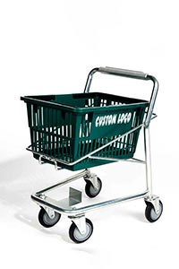 hero kiddie basket cart