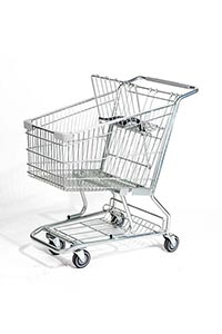 hero steel wire cart 10w