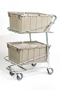 hero tub cart