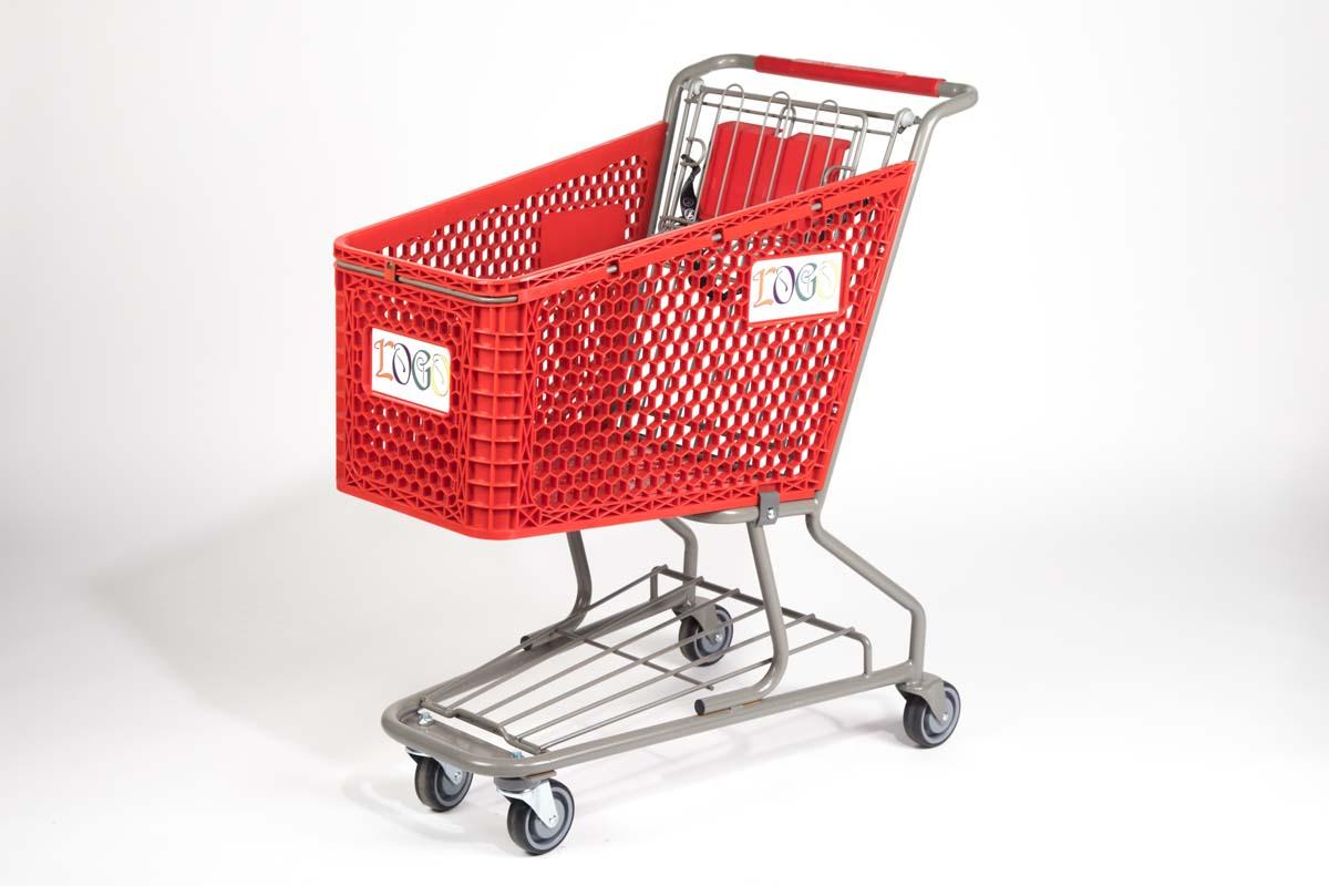 pc10 shopping cart carters cart #5
