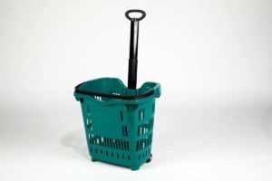 roller basket emerald