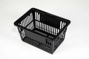standard basket black