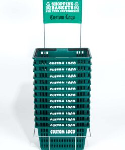 standard basket emerald rack