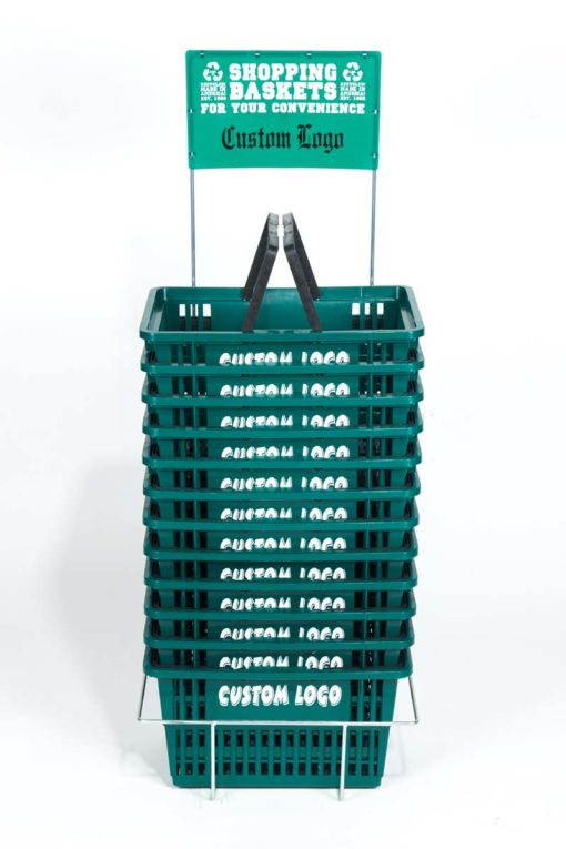 standard basket emerald