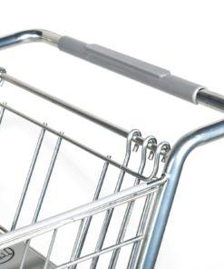 shopping cart railing