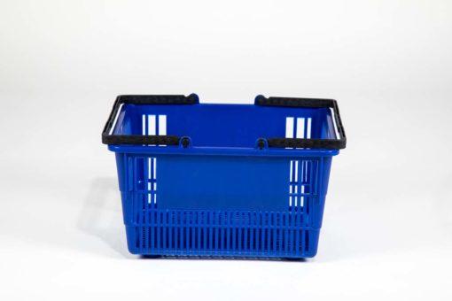 Tall Basket Blue