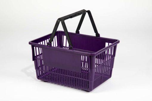 Tall grape basket