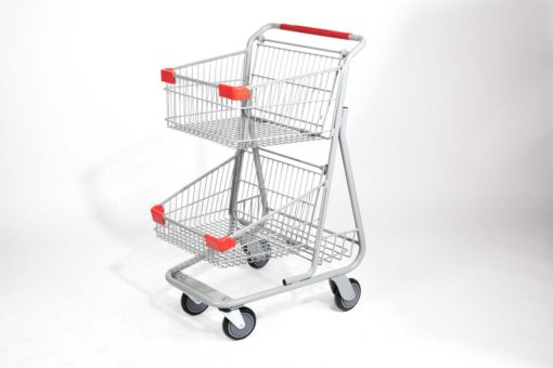 Urban Steel shopping cart
