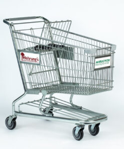 Good L Corp shopping cart for a hardware store